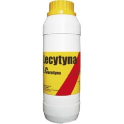 Lecytyna L-Carnityna 500ml